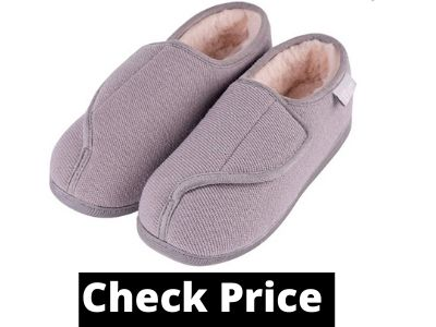 slippers for elderly to prevent falls