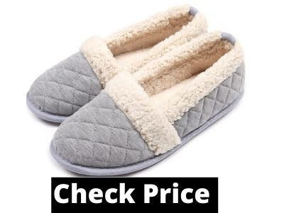 adjustable slippers for elderly