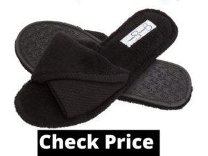 adjustable slippers for elderly