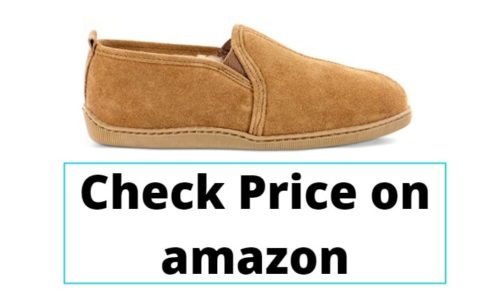 mens sheepskin slippers best