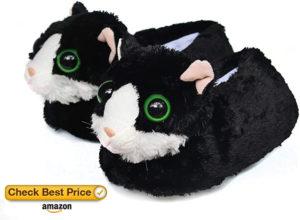 cat slippers men women