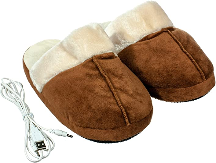 Best USB heated slippers